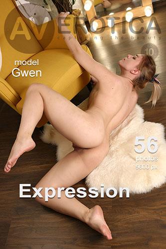 "Gwen ""Expression"""