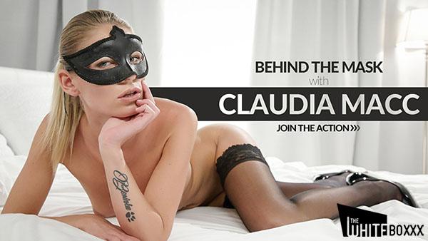 "Claudia Macc ""Sexy Blonde Has Intense Sex"""