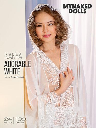"""Kanya """"Adorable White"""""""