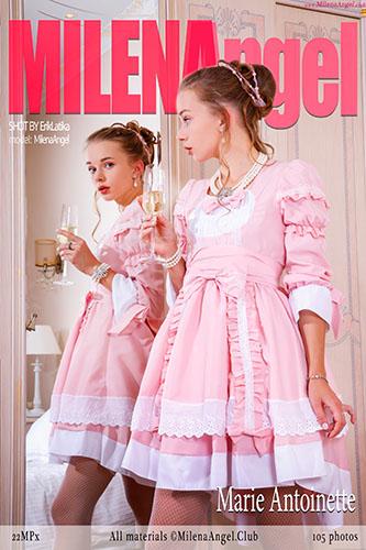 """Milena Angel """"Marie Antoinette"""""""