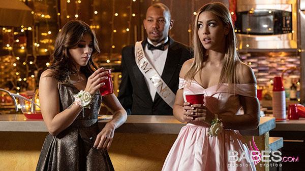 """Alina Lopez & Isabel Moon """"Prom Night Revenge 3"""""""
