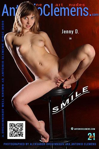 """1585637886_all-ero-19326 AntonioClemens 2017-09-23 Jenny D """"Smile"""""""