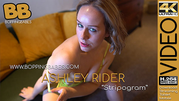 "Asley Rider ""Stripogram"""