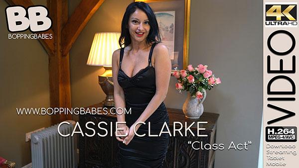 """Cassie Clarke """"Class Act"""""""