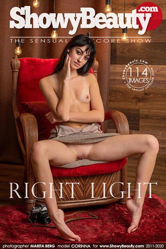 """Corinna """"Right Light"""""""