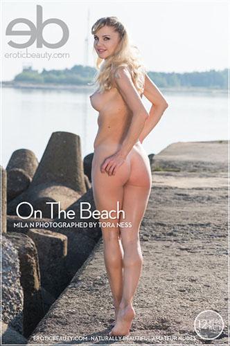 """Mila N """"On The Beach"""""""