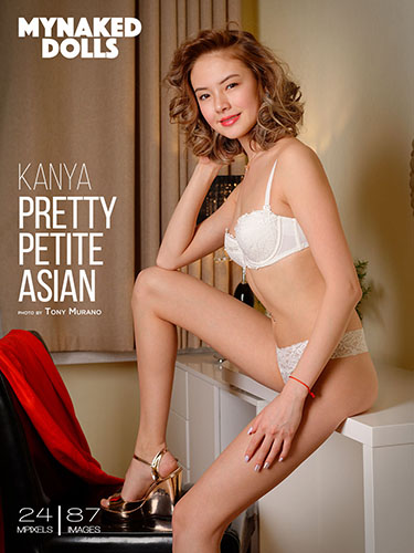 "Kanya ""Pretty Petite Asian"""
