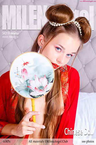 "Milena Angel ""Chinese Doll"""