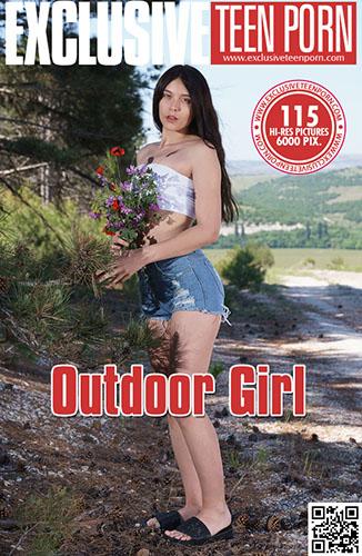 """Julia Swork """"Outdoor Girl"""""""