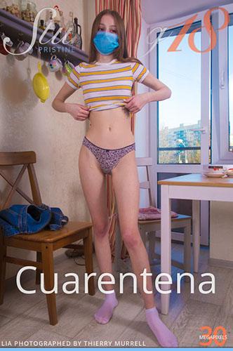 """Lia """"Cuarentena"""""""