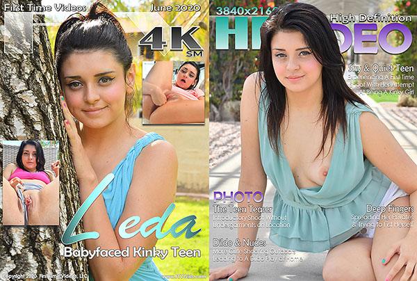 """Leda """"Babyfaced Kinky Teen"""""""