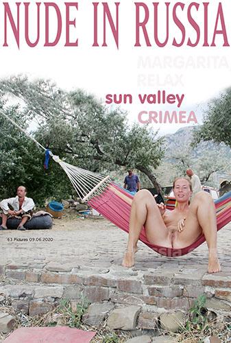 "Margarita S ""Relax Sun Valley"""