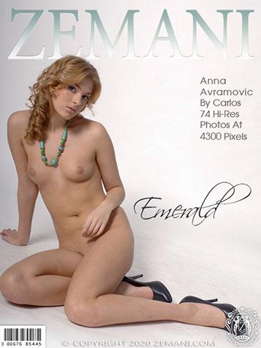 "Anna Avramovic ""Emerald"""