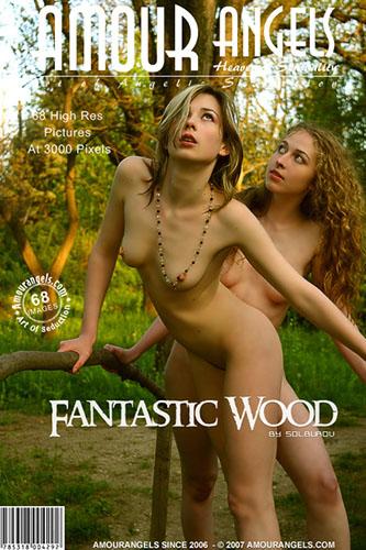 """Olya & Kseniya """"Fantastic Wood"""""""