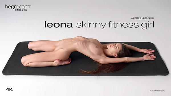"""Leona """"Skinny Fitness Girl"""""""