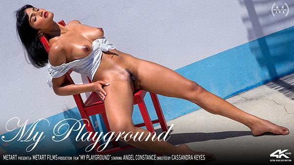 "Angel Constance ""My Playground"""