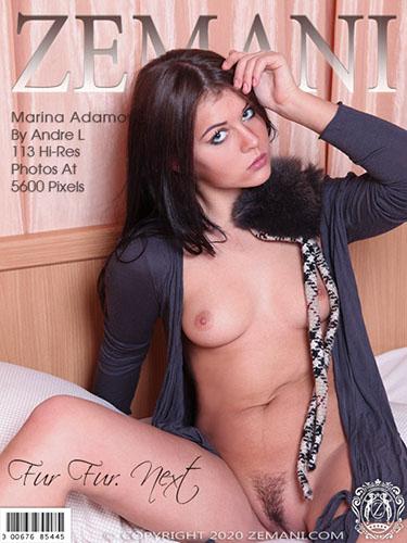 """Marina Adamova """"Fur Fur. Next"""""""
