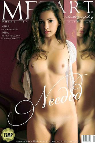 "Alisa A ""Needed"""