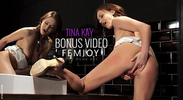"""Tina Kay """"Bonus Video"""""""