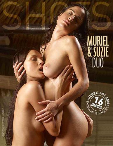 """Muriel & Suzie """"Duo"""""""
