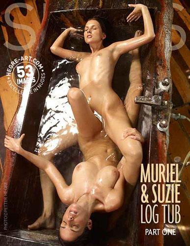 "Muriel & Suzie ""Log Tub Pt.1"""