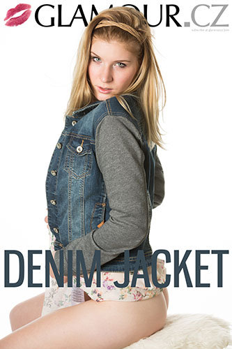 "Karina ""Denim Jacket"""
