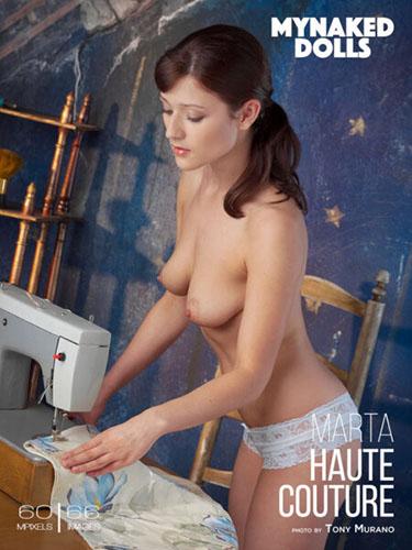 """Marta """"Haute Couture"""""""