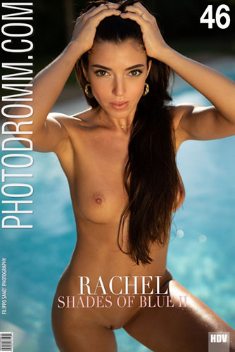 """Rachel """"Shades of Blue II"""""""