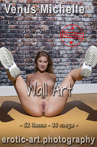 "Venus Michelle ""Wall Art"""