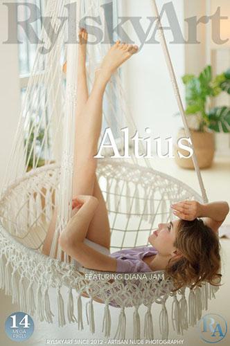 "Diana Jam ""Altius"""