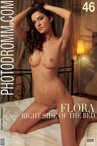 """Flora """"Right Side Of The Bed"""""""