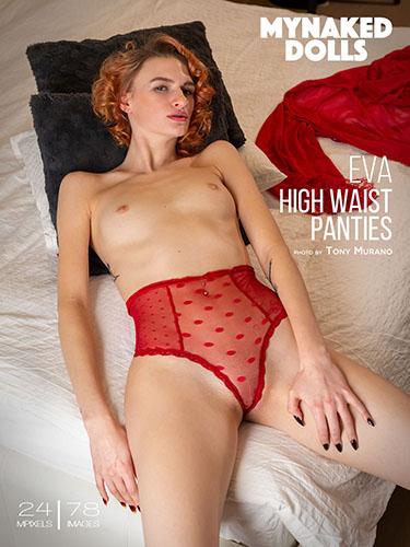 """Eva """"High Waist Panties"""""""