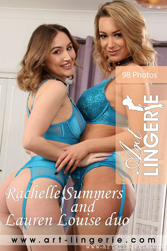 Lauren Louise & Rachelle Photo Set 9517