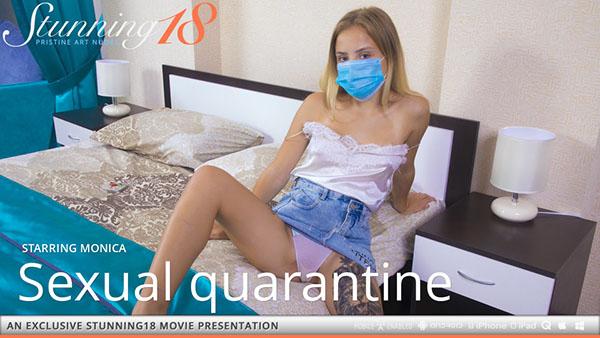 """Monica """"Sexual Quarantine"""""""