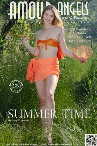 """Hannah """"Summer Time"""""""