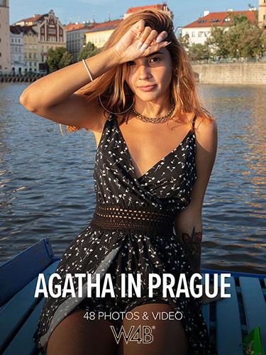 "Agatha Vega ""Agatha in Prague"""