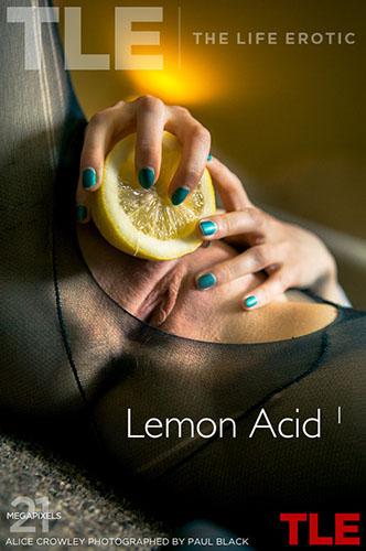 "Alice Crowley ""Lemon Acid 1"""