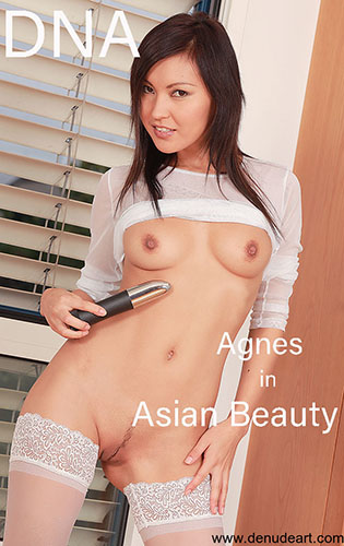 "Agnes ""Asian Beauty"""