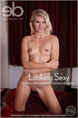 "Nastya C ""Looking Sexy"""