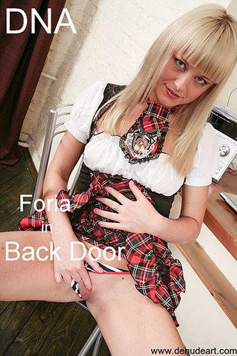 """Foria """"Back Door"""""""