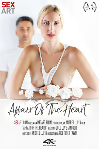 "Lulu Love ""Affair Of The Heart"""