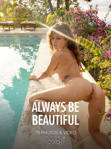 "Irene Rouse ""Always be Beautiful"""