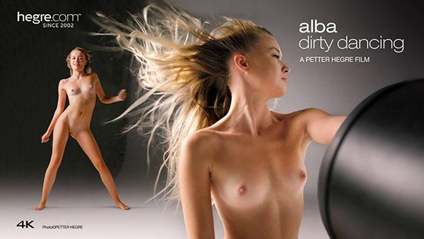 """Alba """"Dirty Dancing"""""""