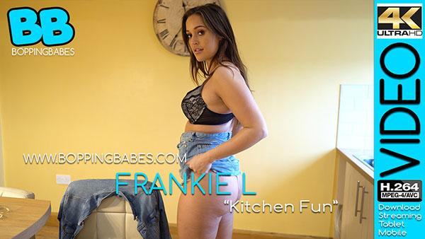 """Frankie L """"Kitchen Fun"""""""