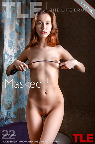 "Alice Bright ""Masked 1"""