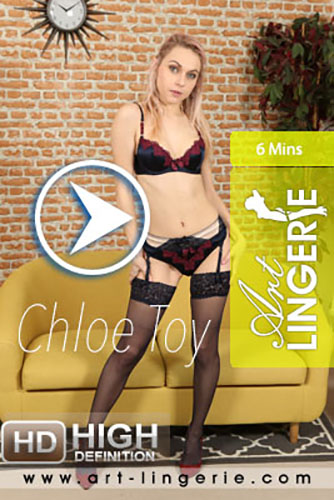 Chloe Toy Video 9501