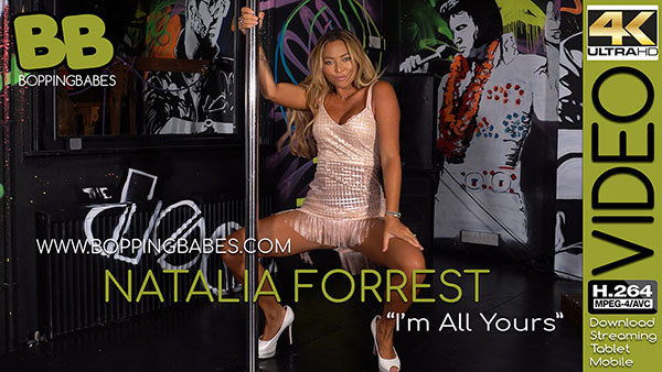 "Natalia Forrest ""I'm All Yours"""