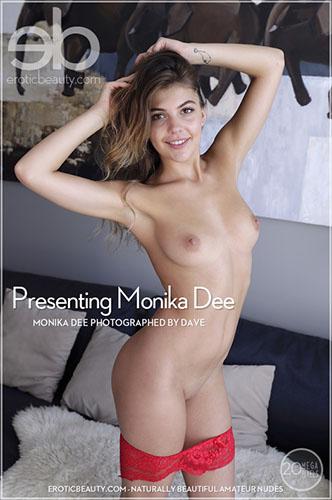"Monika Dee ""Presenting"""