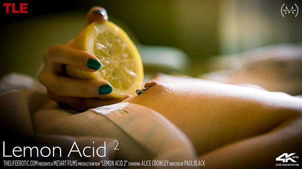 "Alice Crowley ""Lemon Acid 2"""