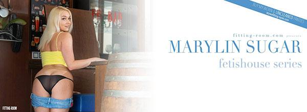 """Marylin Sugar """"Sexy Bartender"""""""